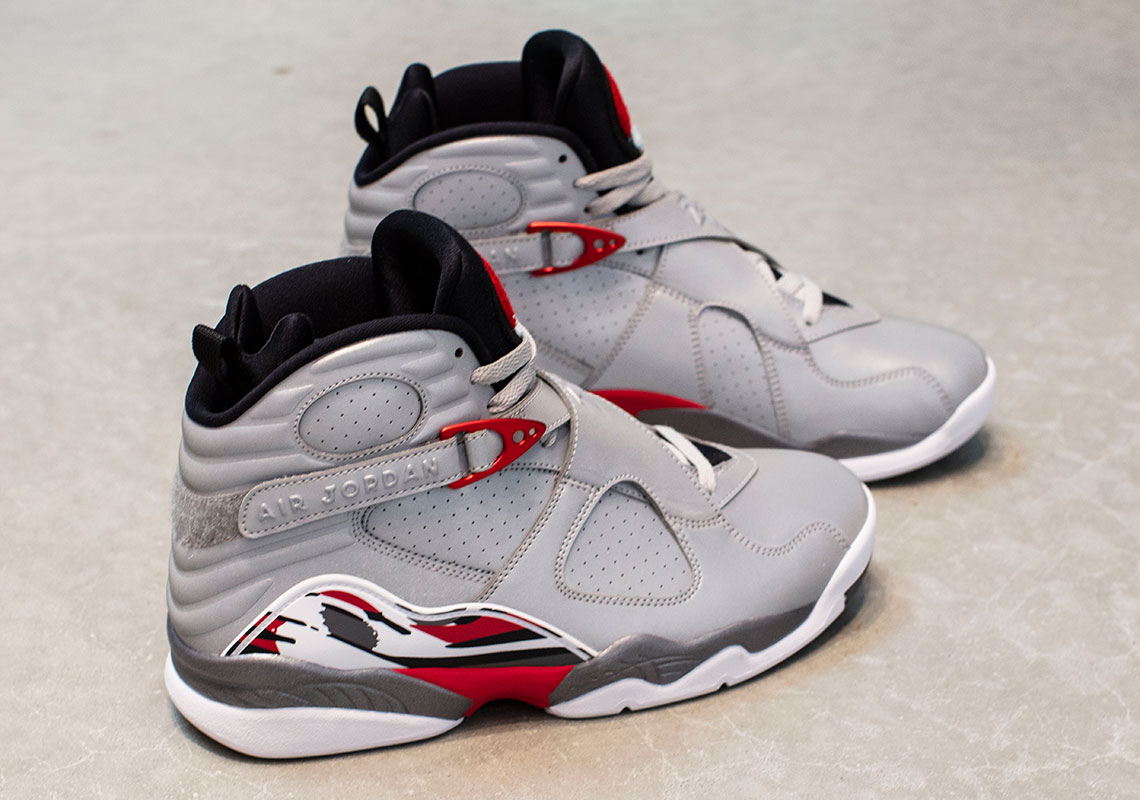 the latest 27eda 15c15 Jordan 8 Reflective - Release Date | SneakerNews.com