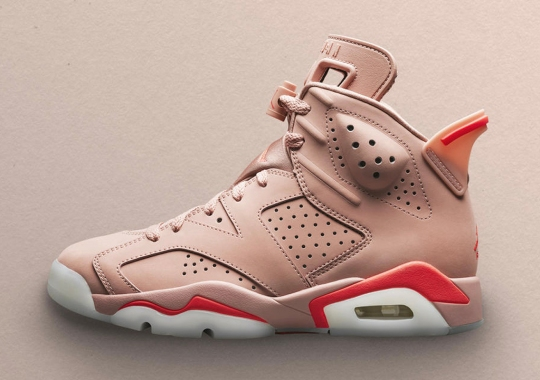 Aleali May's Air Jordan 6 Collaboration Releases March 15th