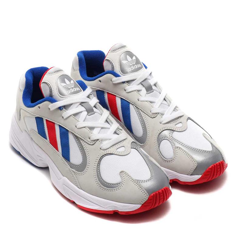 adidas Yung 1 (rot blau) | 43einhalb Sneaker Store