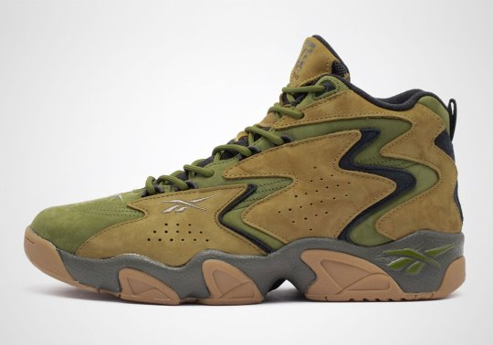 atmos And Reebok To Bring Forth Military Themed Mobius OG Collaboration