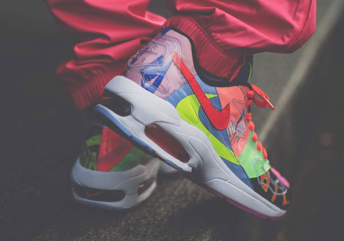 9b2a243cbcb75 atmos To Release Nike Air Max 2 Light Collaboration This Saturday