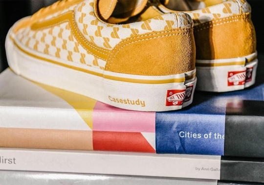 South Korea's Casestudy Drops Limited Vans Vault Collaboration