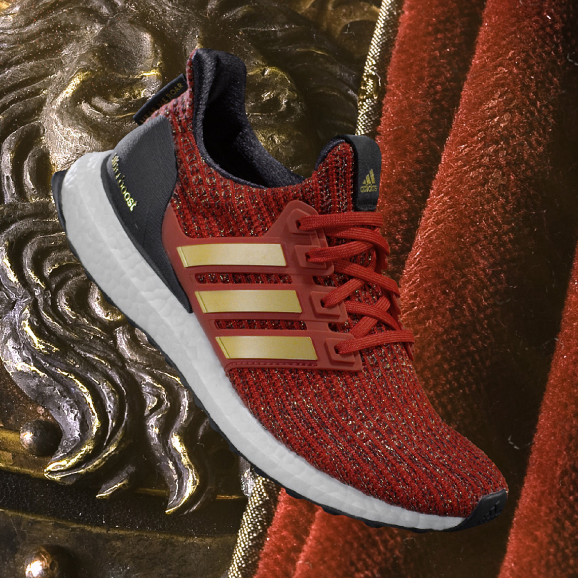 """4b29870fe3c Game Of Thrones x adidas Ultra Boost """"House Lannister"""" Release Date  March  22"""