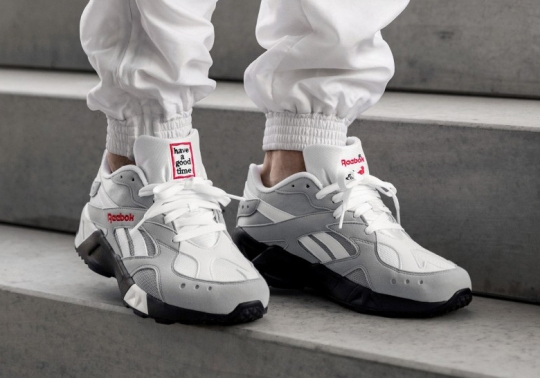 Japan's Have A Good Time Follows Up Their Reebok Collection With An Aztrek