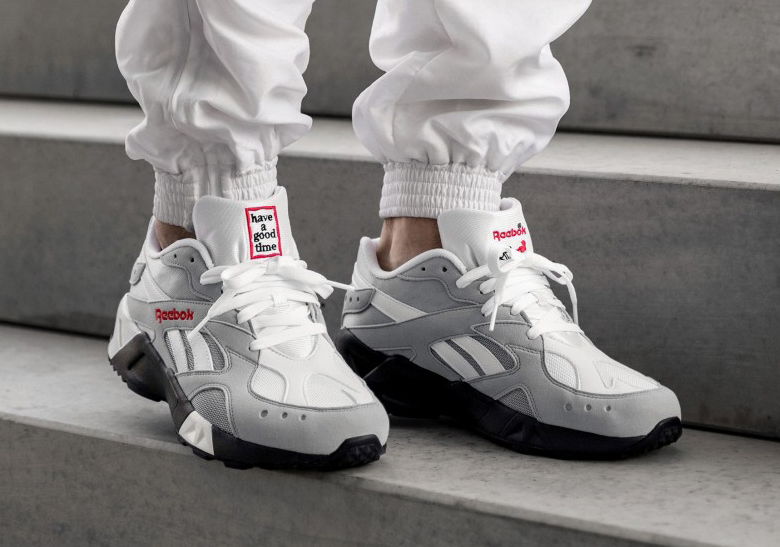 9aae015ea45 Have A Good Time Reebok Aztrek DV6436 Release Date
