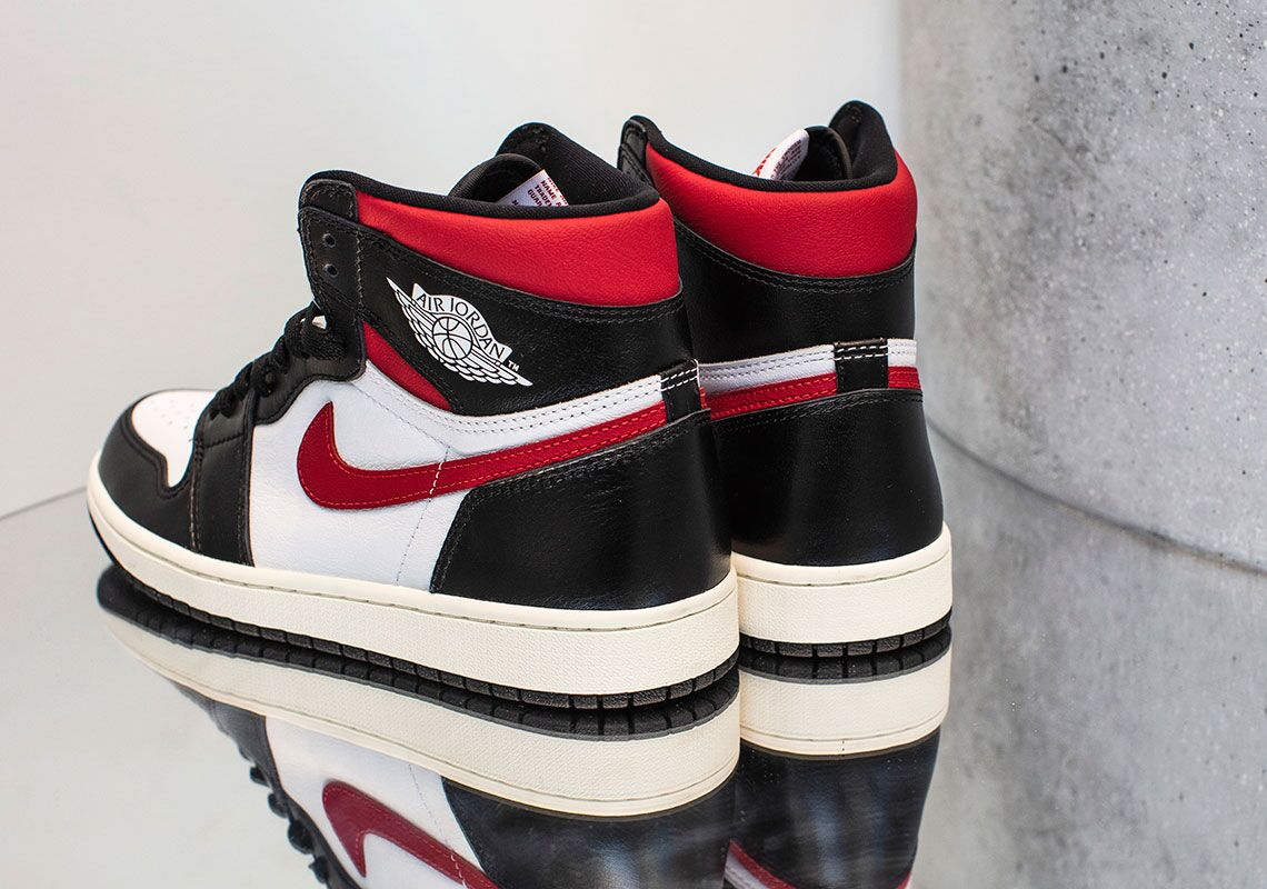 "Air Jordan 1 ""Gym Red"" Release Date And Detailed s"