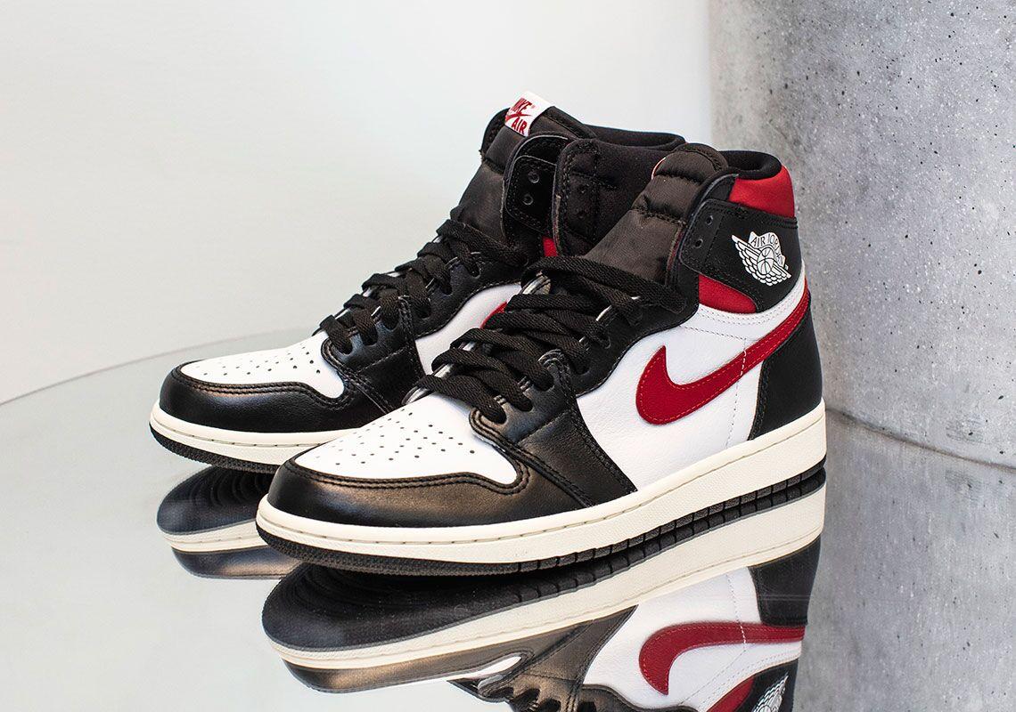 Jordan Brand Air Jordan 1 High OG Gym Red/Black/White