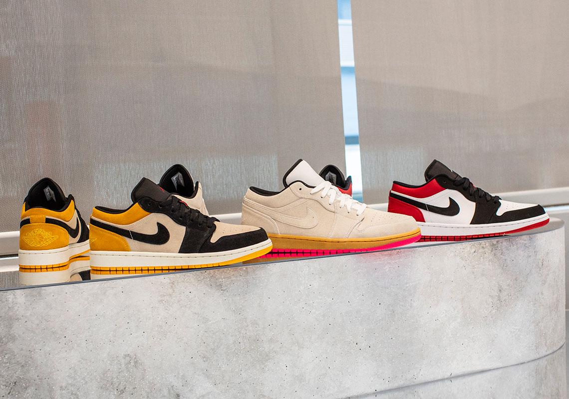 4a49927fe9b0ca Air Jordan 1 Low Summer 2019 Release Info