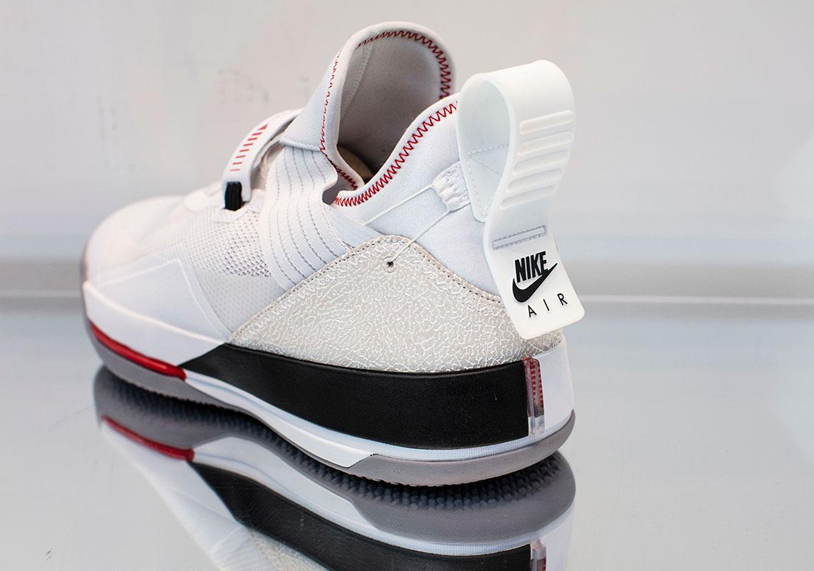 28fe50a99521b3 Jordan 33 Low First Look - Release Date
