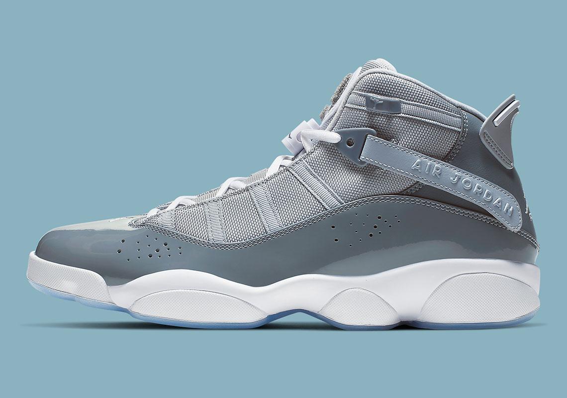 46c6c191185 Jordan 6 Rings Cool Grey 322992 015 Release Info | SneakerNews.com