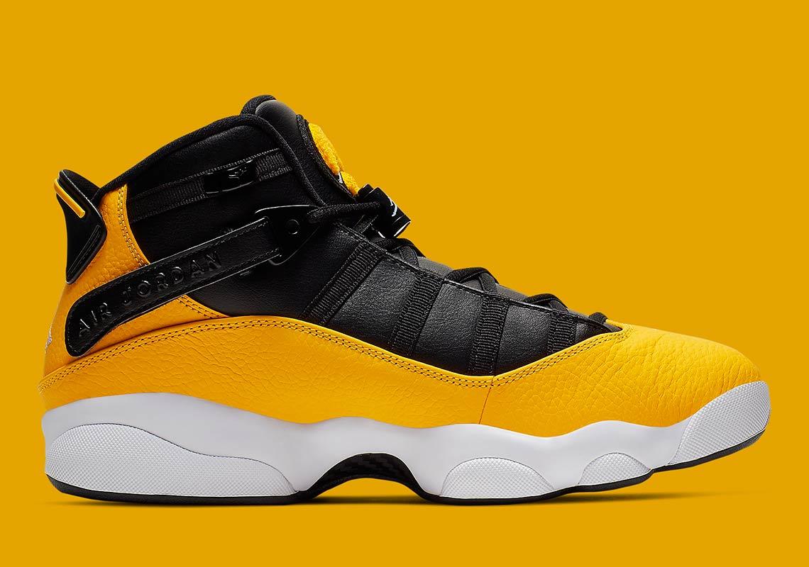 super popular 4d66e e92f3 Jordan 6 Rings Taxi 322992-700 Release Info   SneakerNews.com