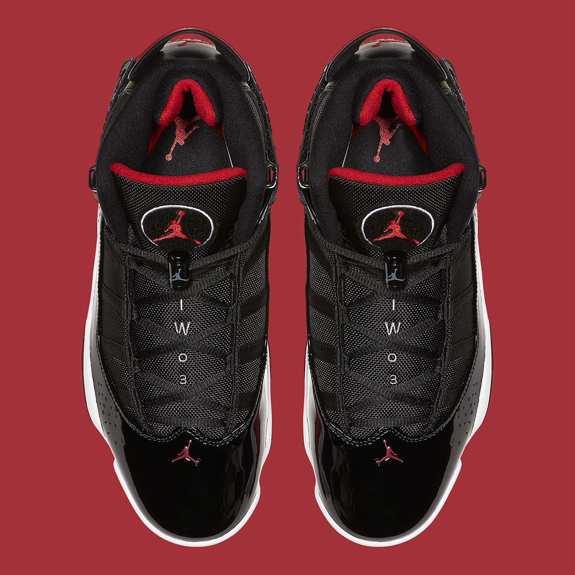 outlet store e766e 8dadf Jordan 6 Rings Bred 322992-062 Release Info   SneakerNews.com
