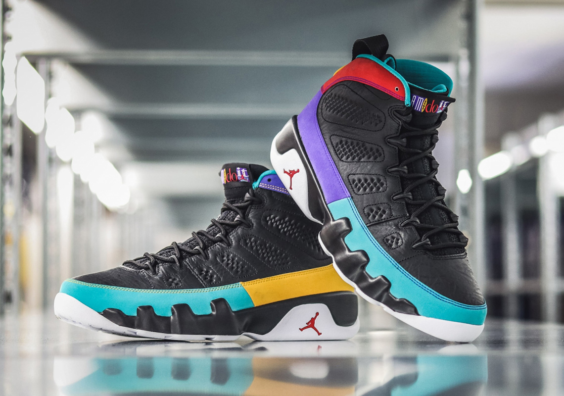 6085175903198a Jordan 9 Dream It Do It - Official Store List