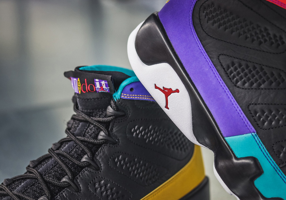 check out ba5d6 2f6fa Air Jordan 9 Dream It Do It Buyer s Guide Release Date  March 9th, 2019   190. Color  Black University Red-Dark Concord Style Code  302370-065.  Advertisement