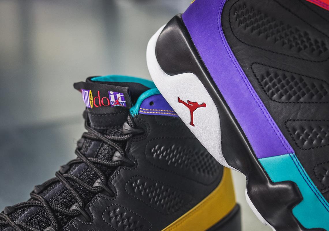 3467f7278f8a43 Jordan 9 Dream It Do It - Official Store List