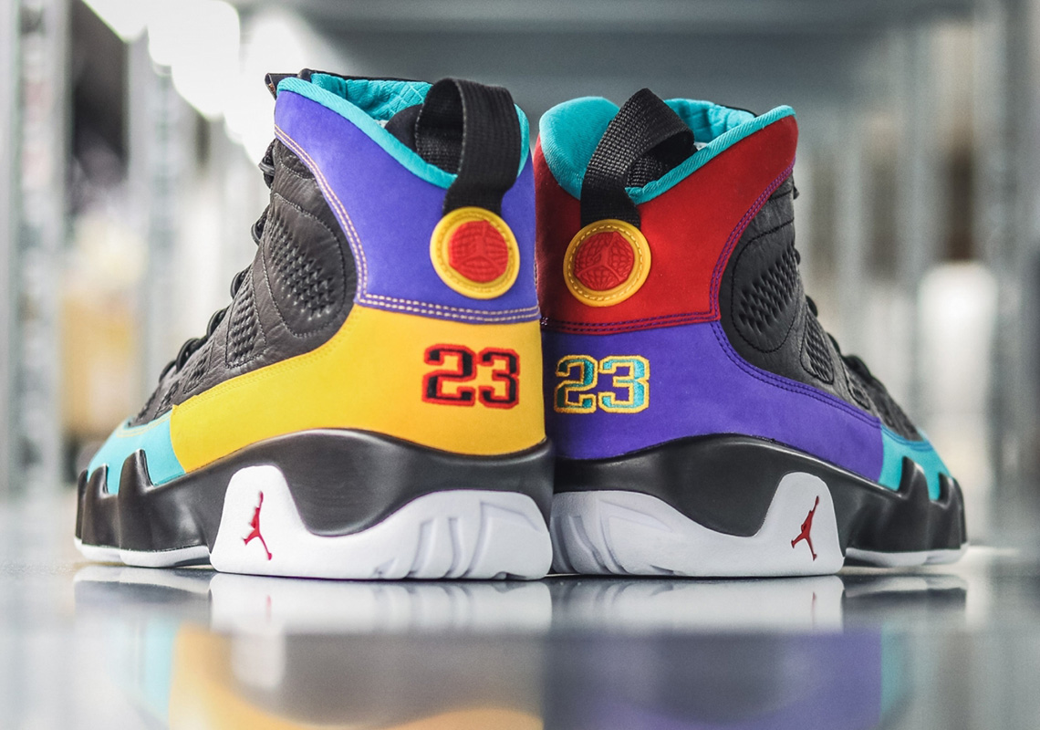 best sneakers 02c08 02be6 Jordan 9 Dream It Do It - Official Store List | SneakerNews.com