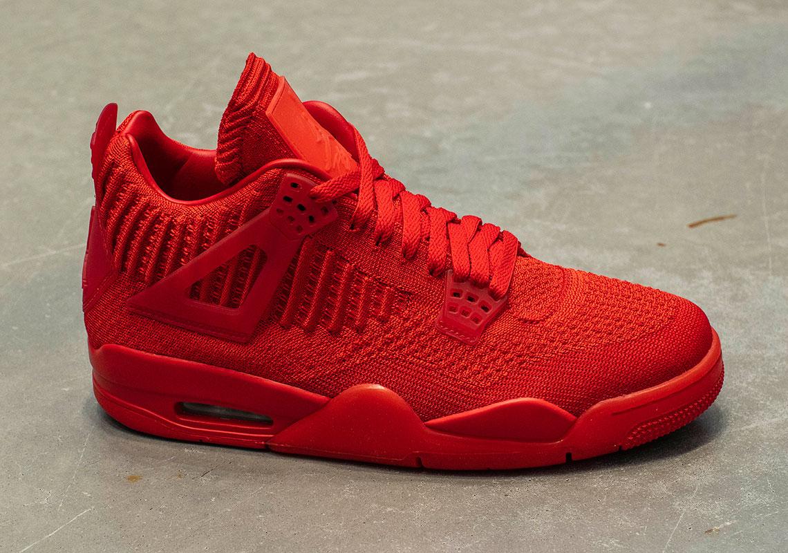 eebebf23 Jordan 4 Flyknit - Official Release Date | SneakerNews.com