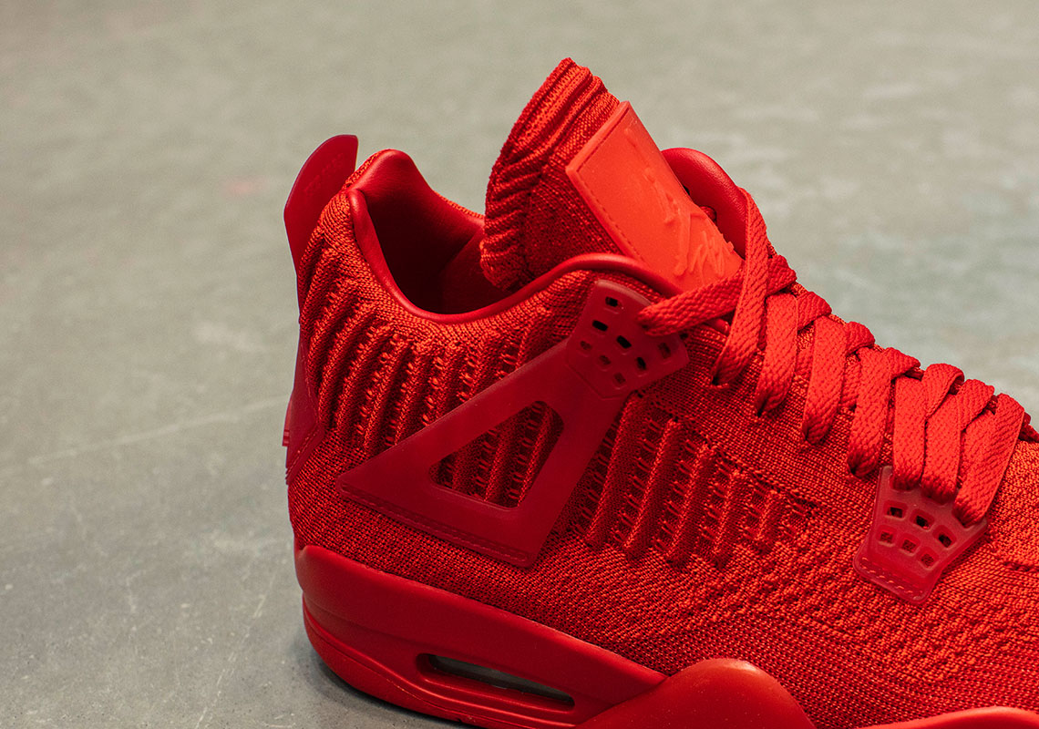 871e40953e6 Air Jordan 4 Flyknit Release Date  June 14th