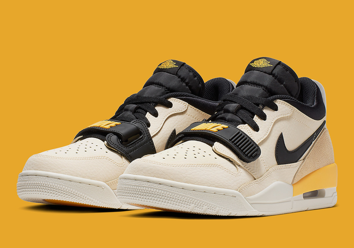 competitive price 6d7b9 180b1 The Jordan Legacy 312 Low Swaps Its Elephant Print Out With Premium ...