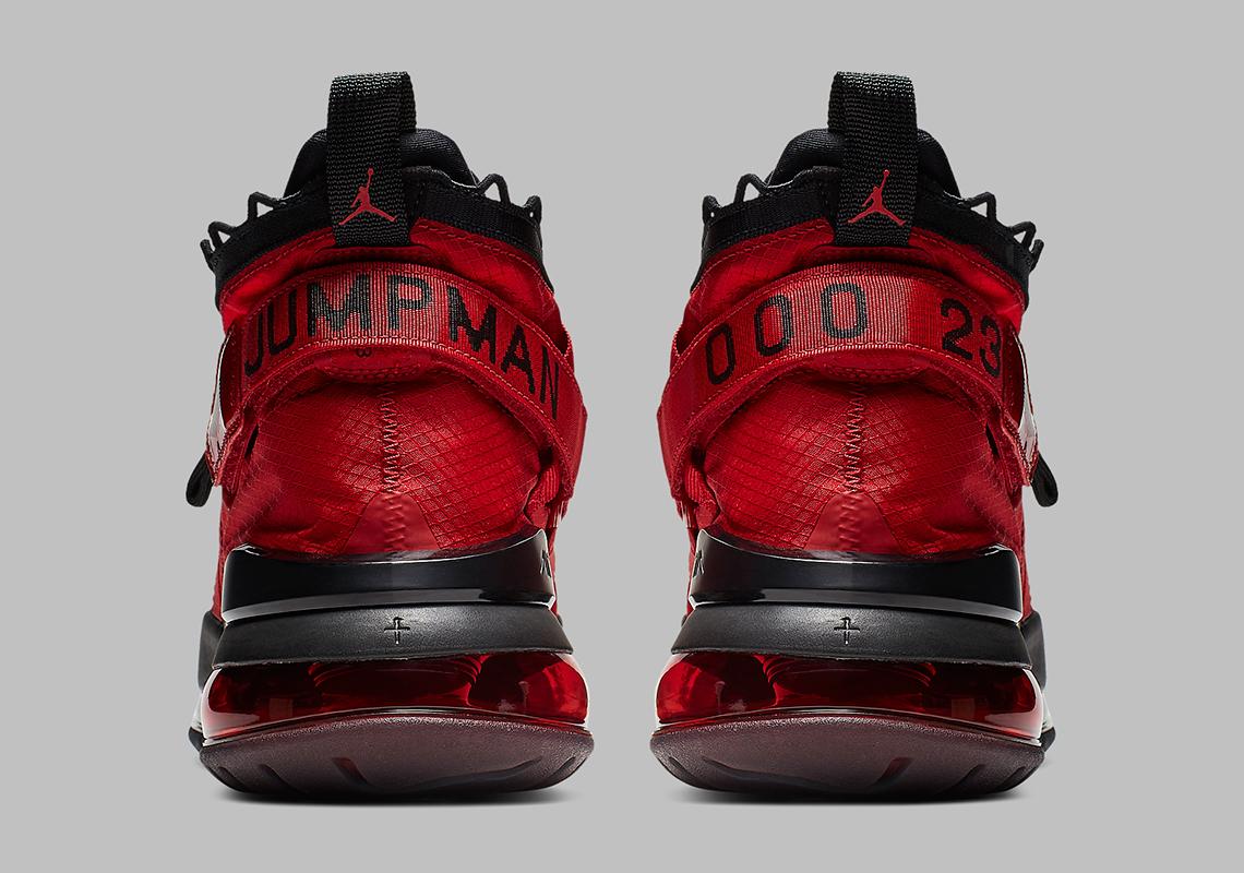 new arrivals 2749f 42e6b Jordan Proto Max 720 Red Black BQ6623-600 Release Date   SneakerNews.com