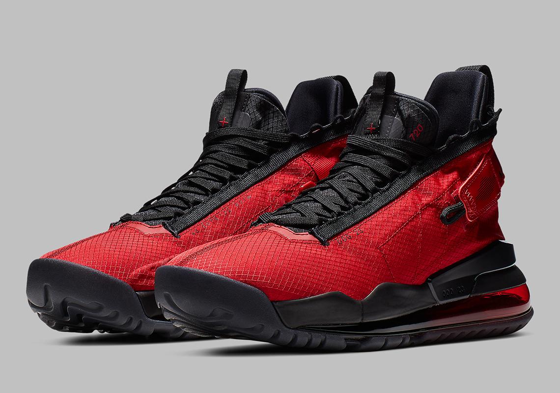 Jordan Proto Max 720 Red Black BQ6623