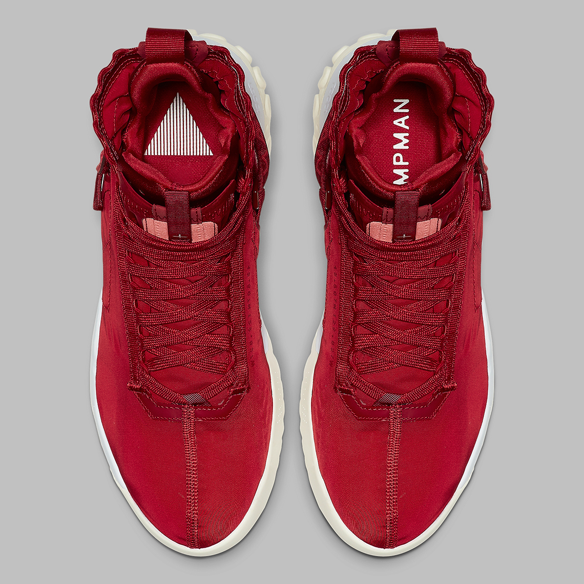 "Jordan Proto React ""University Red"" Official s Released"