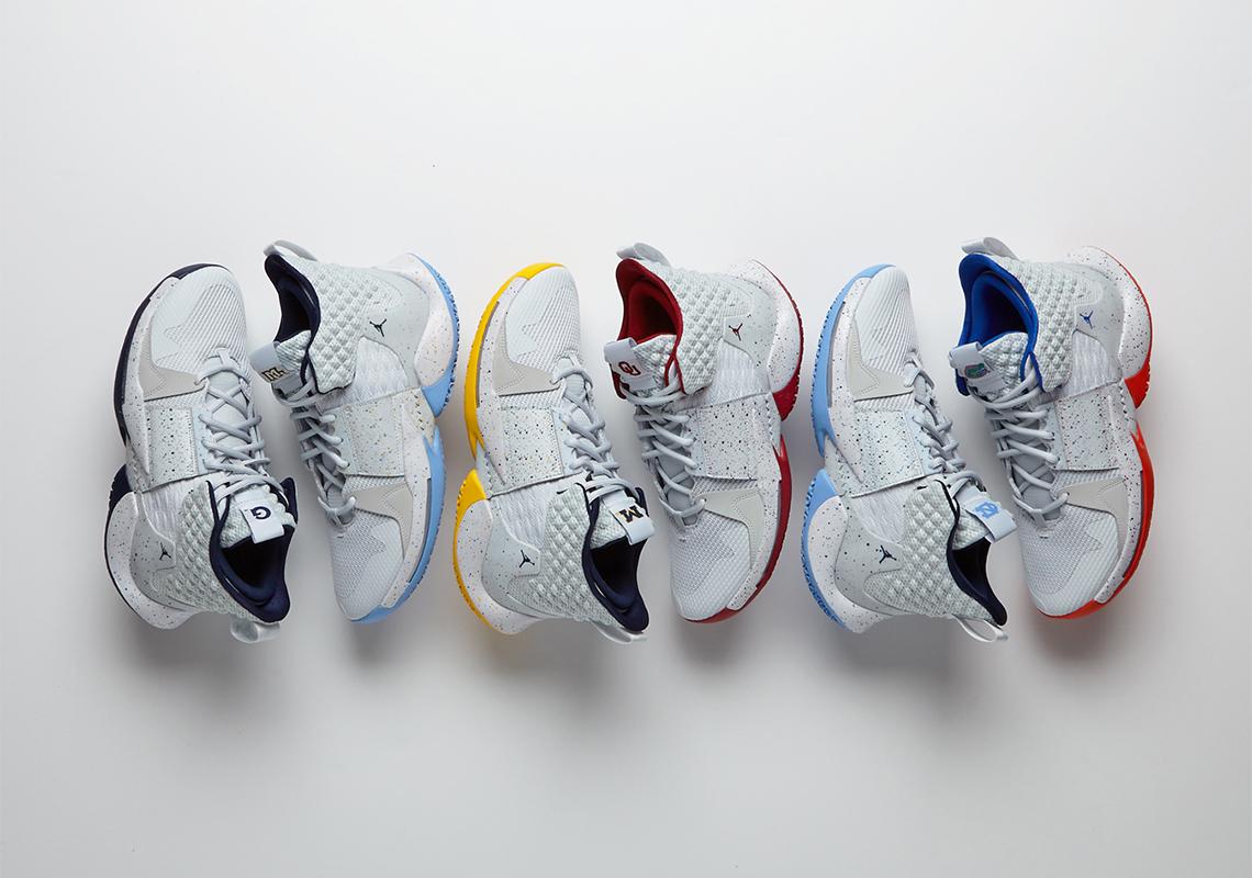 Air Jordan 4 & Jordan Why Not Zer0.2 Get The Collegiate Treatment