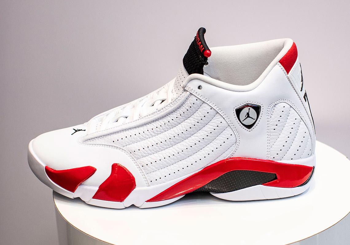 "Where To Buy The Air Jordan 14 ""Varsity Red"""