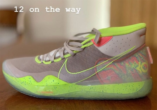 Kevin Durant Reveals His Upcoming Nike KD 12
