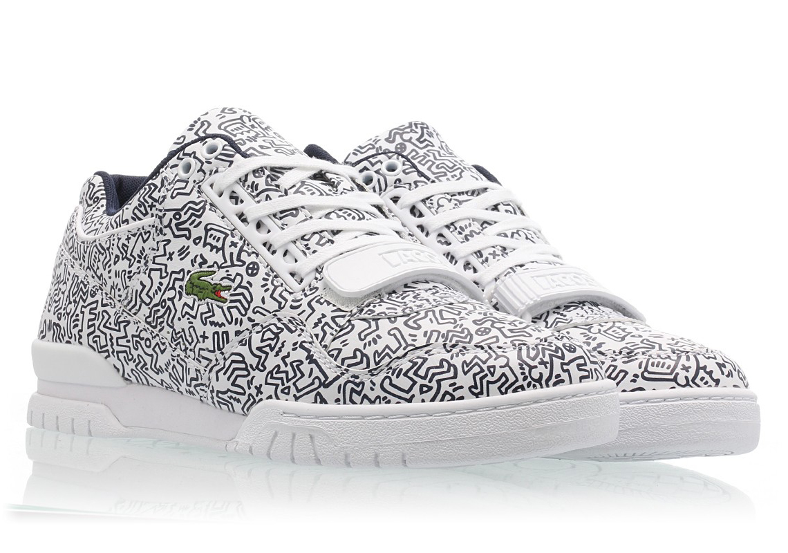 e5fe921fb Keith Haring Lacoste Shoes Release Dates + Info