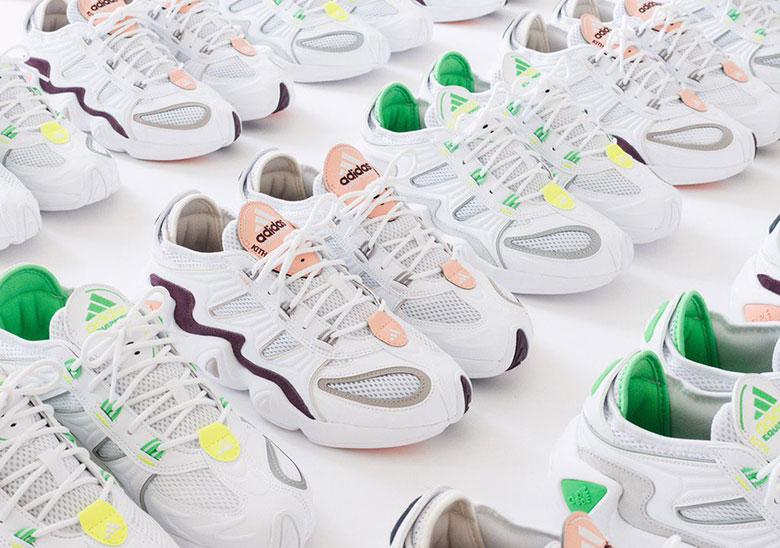 e3cbf05055 Ronnie Fieg KITH adidas FYW 97 Release Info | SneakerNews.com