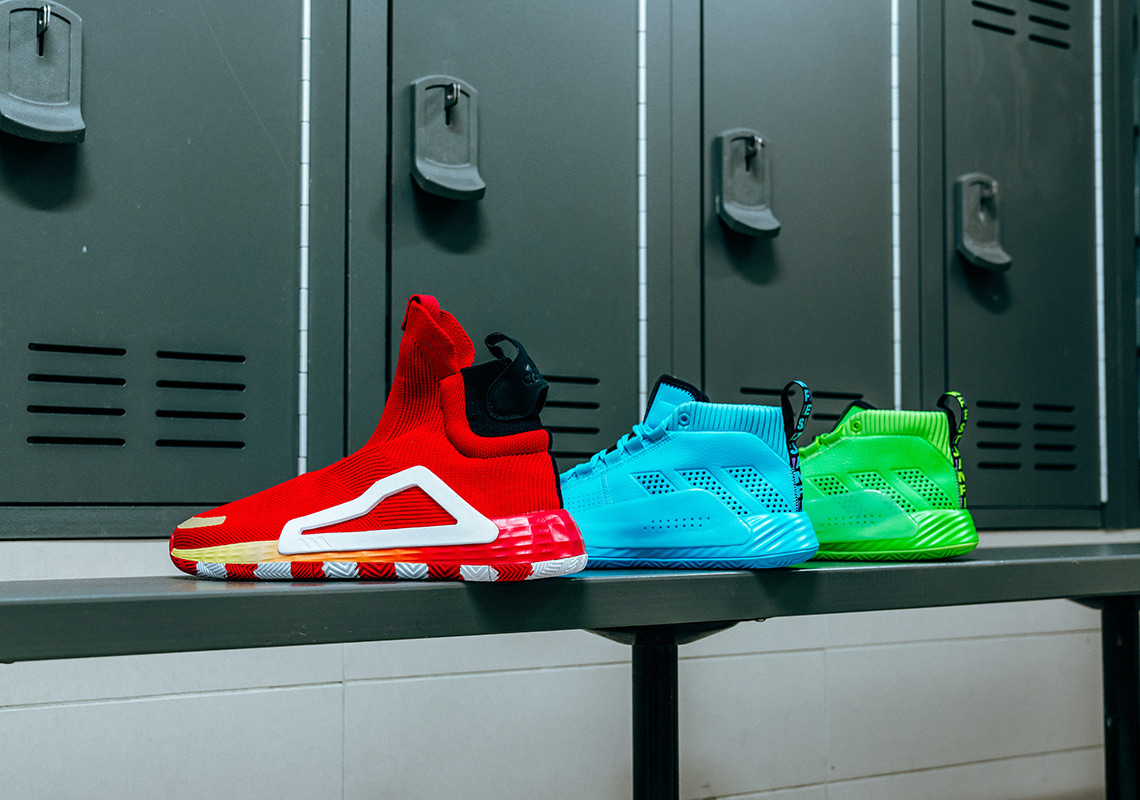 McDonalds All American Game adidas Sneakers | Pochta