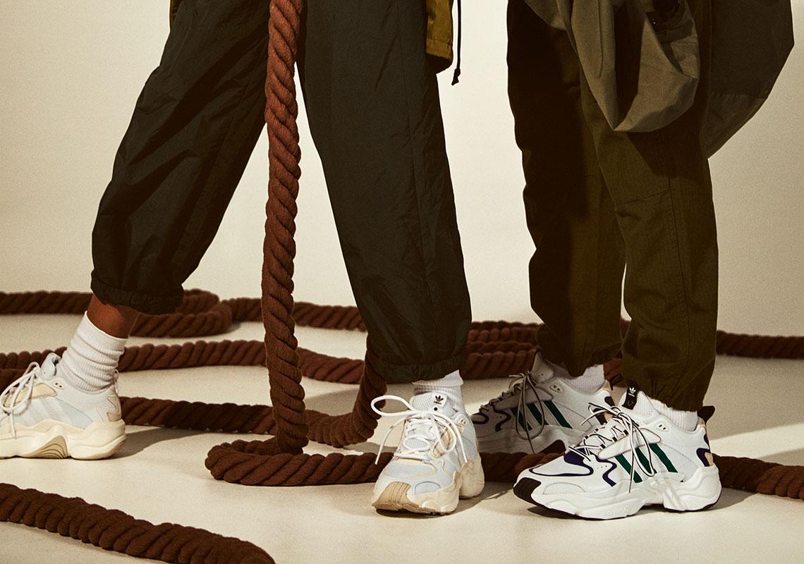 Naked x Adidas Communitas Magmur Runner Release Details