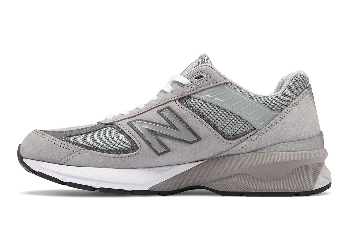 finest selection c10de d6ba8 New Balance 990 V5 Grey 2019 Release Info | SneakerNews.com