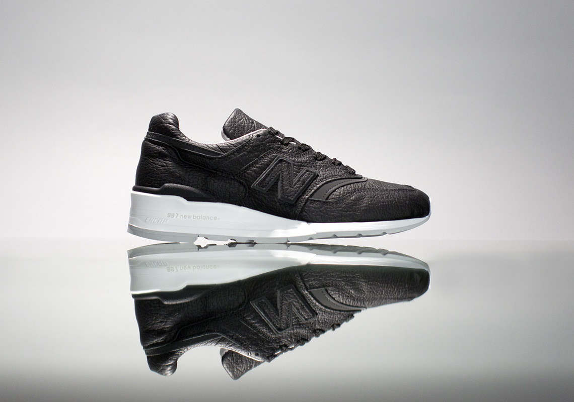 36759c308 New Balance 997 Tumbled Leather Pack Release Info