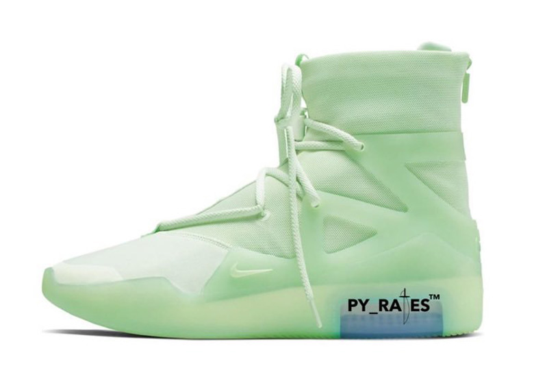 9e7243b123b68 Nike Air Fear Of God Frosted Spruce Release Info