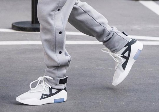 Jerry Lorenzo Reveals New Nike Air Fear Of God 1 In Paris