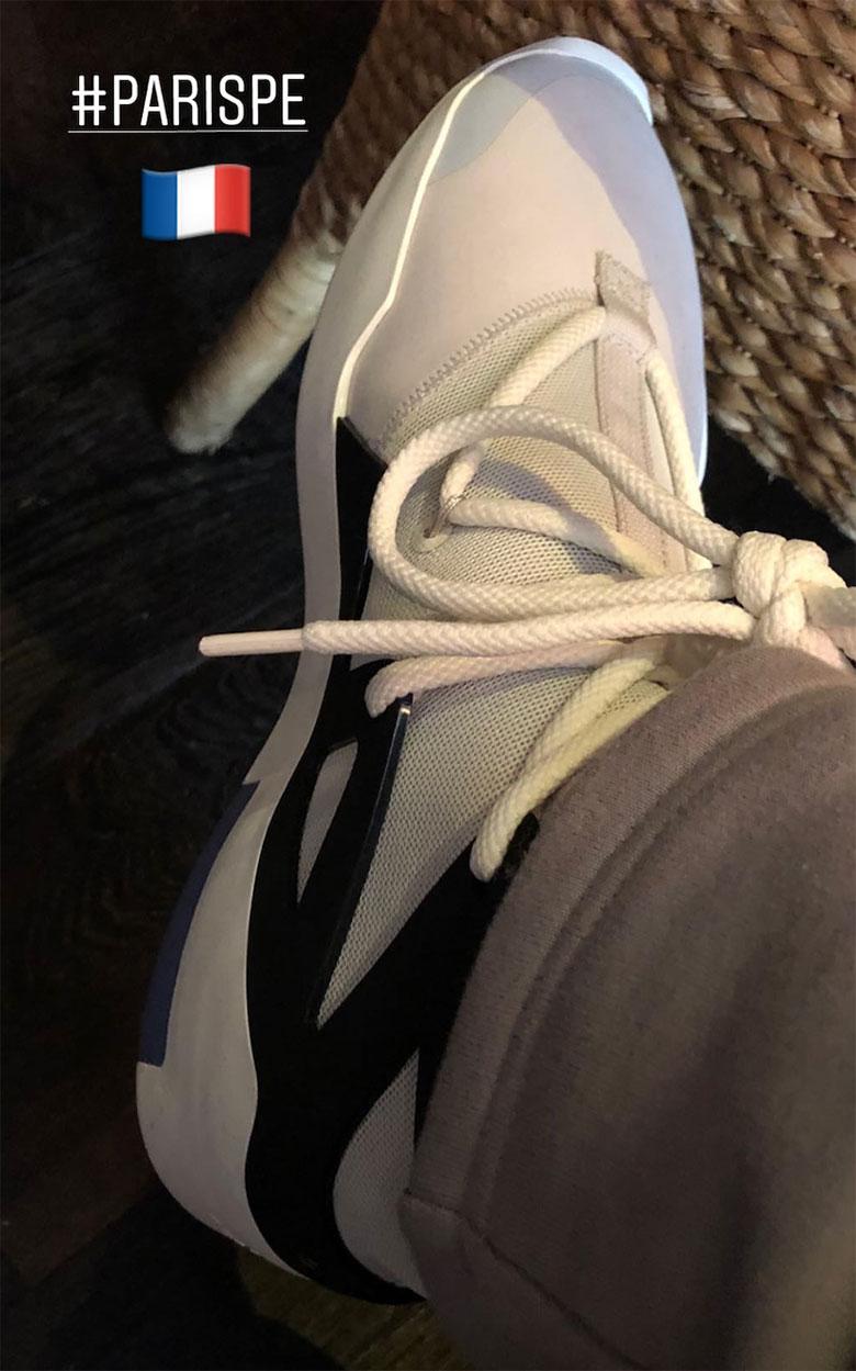 Jerry Lorenzo Nike Air Fear Of God 1