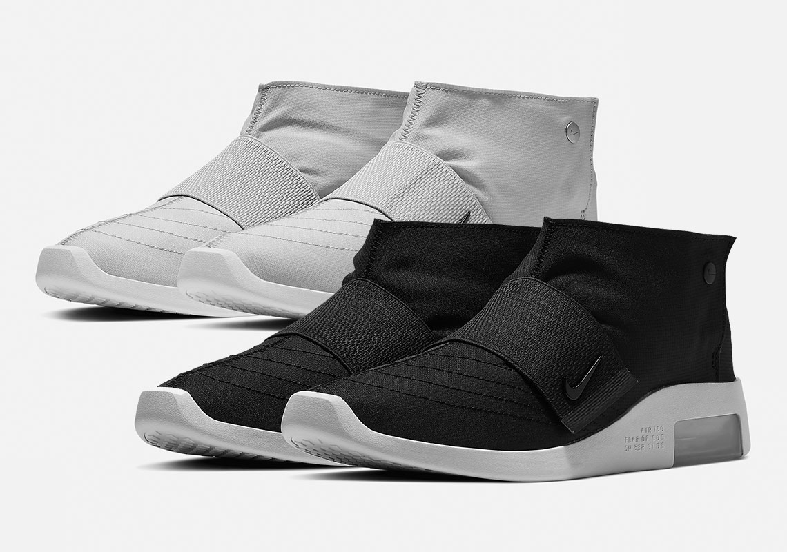94050c9abda Release Dates For The Nike Air Fear Of God Moccasin