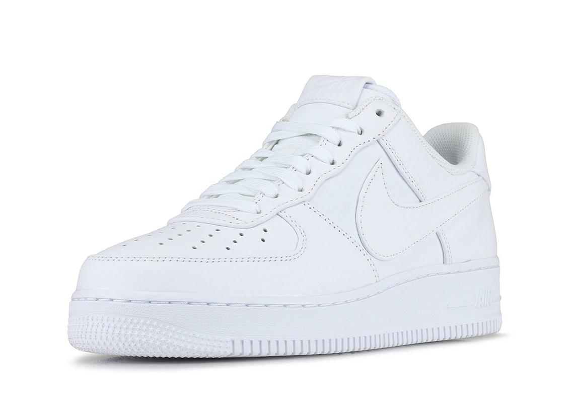 Nike Air Force 1 Low White Big Swoosh