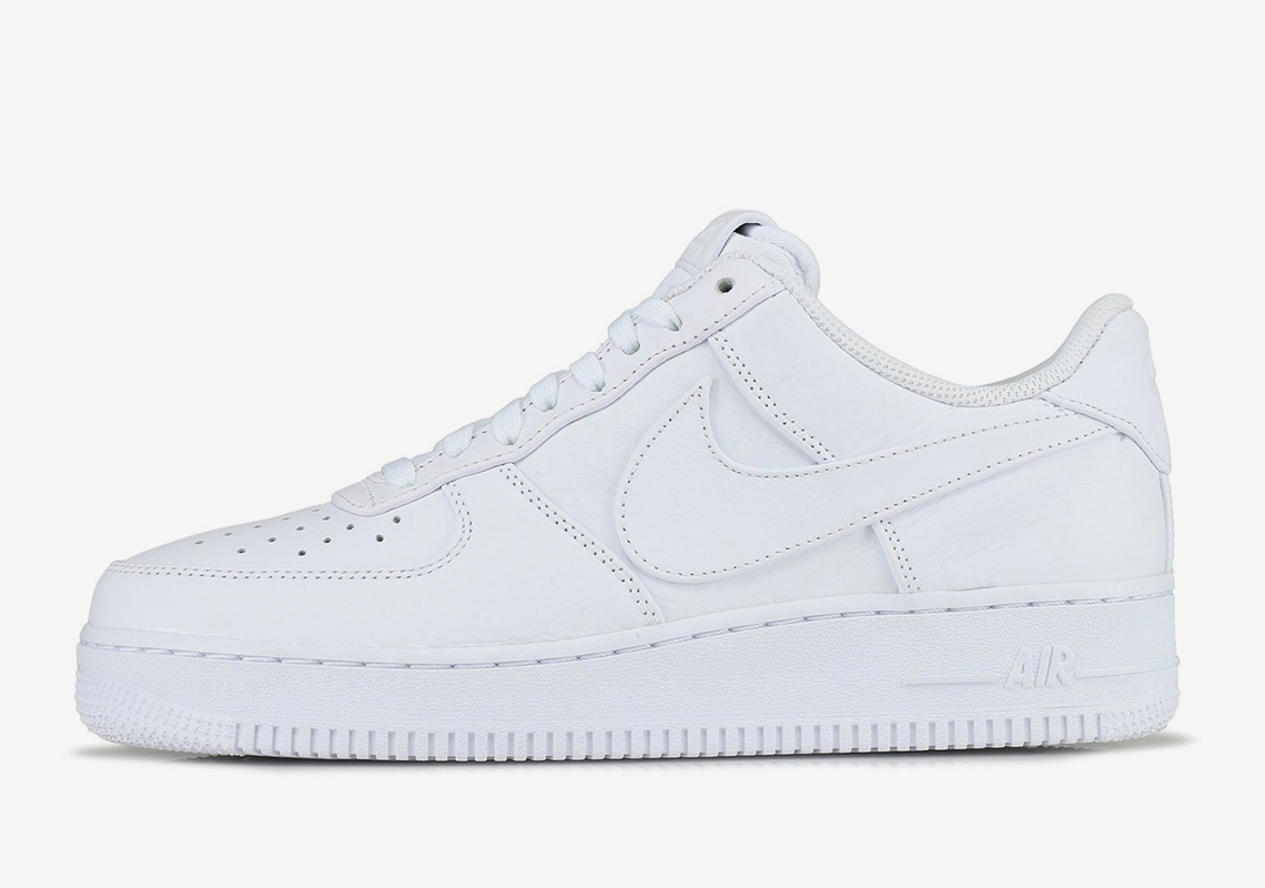 Nike Air Force 1 Low White Big Swoosh AT4143 103