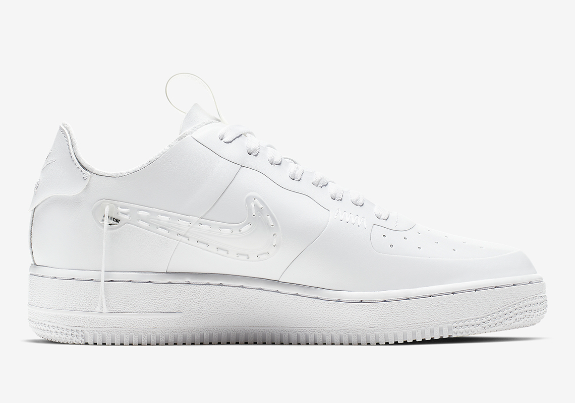 """876344c1 Nike Cortez """"Noise Cancelling"""" Release Date: March 12th, 2019 $110. Color:  White/White/White Style Code: CI5776-110"""