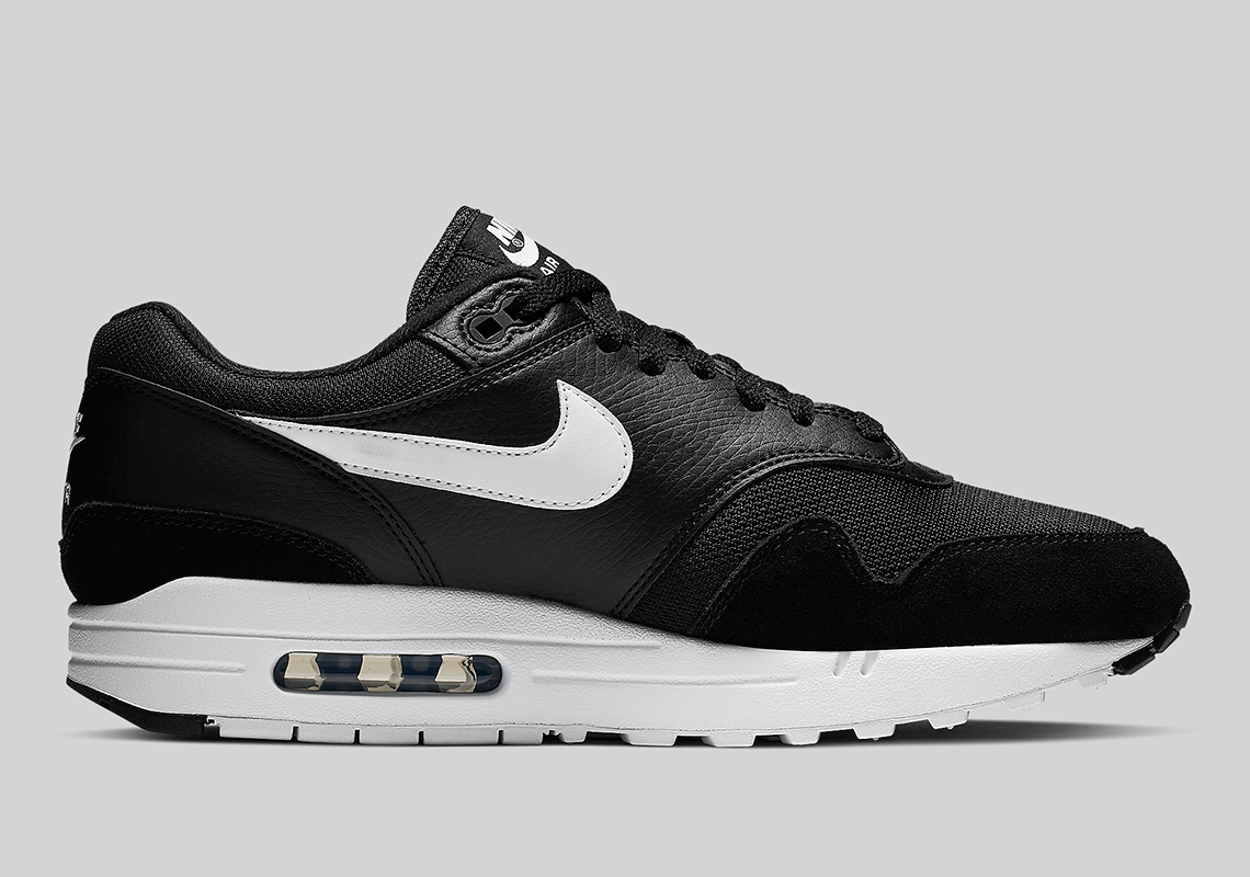 Nike Air Max 1 Black White AH8145 014 Store List