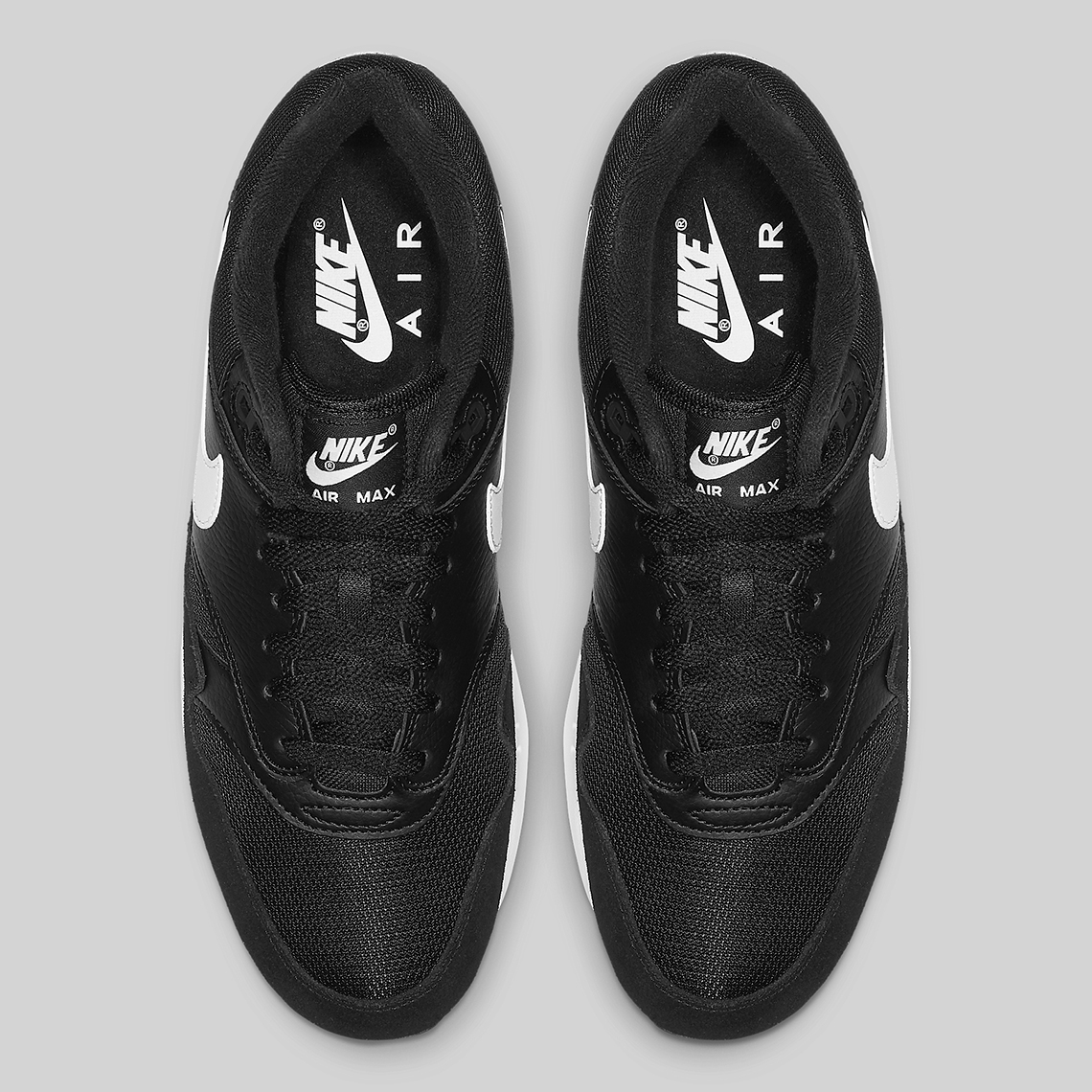 separation shoes d71d7 b61cb Nike Air Max 1  110. Color  Black White Style Code  AH8145-014. Where to  Buy. NikeAvailable. Advertisement. Advertisement