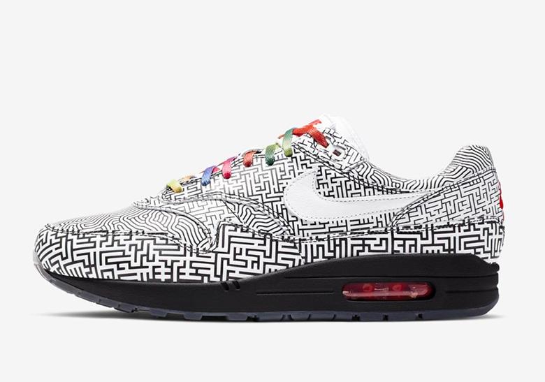 promo code a67f4 2f30c Nike Air Max 1 Tokyo Maze Release Info   SneakerNews.com