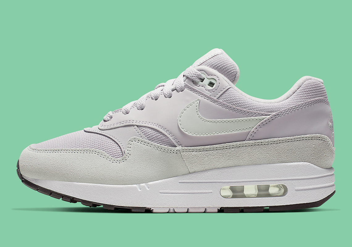 brand new e9f09 6f686 Fresh Spruce Tones Grace This Women s Nike Air Max 1