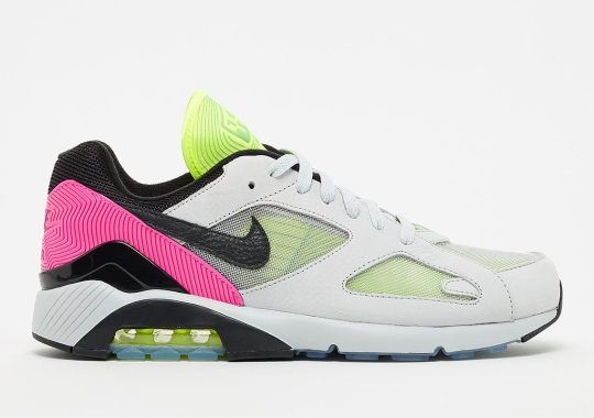 "Where To Buy The Nike Air 180 ""Berlin"""