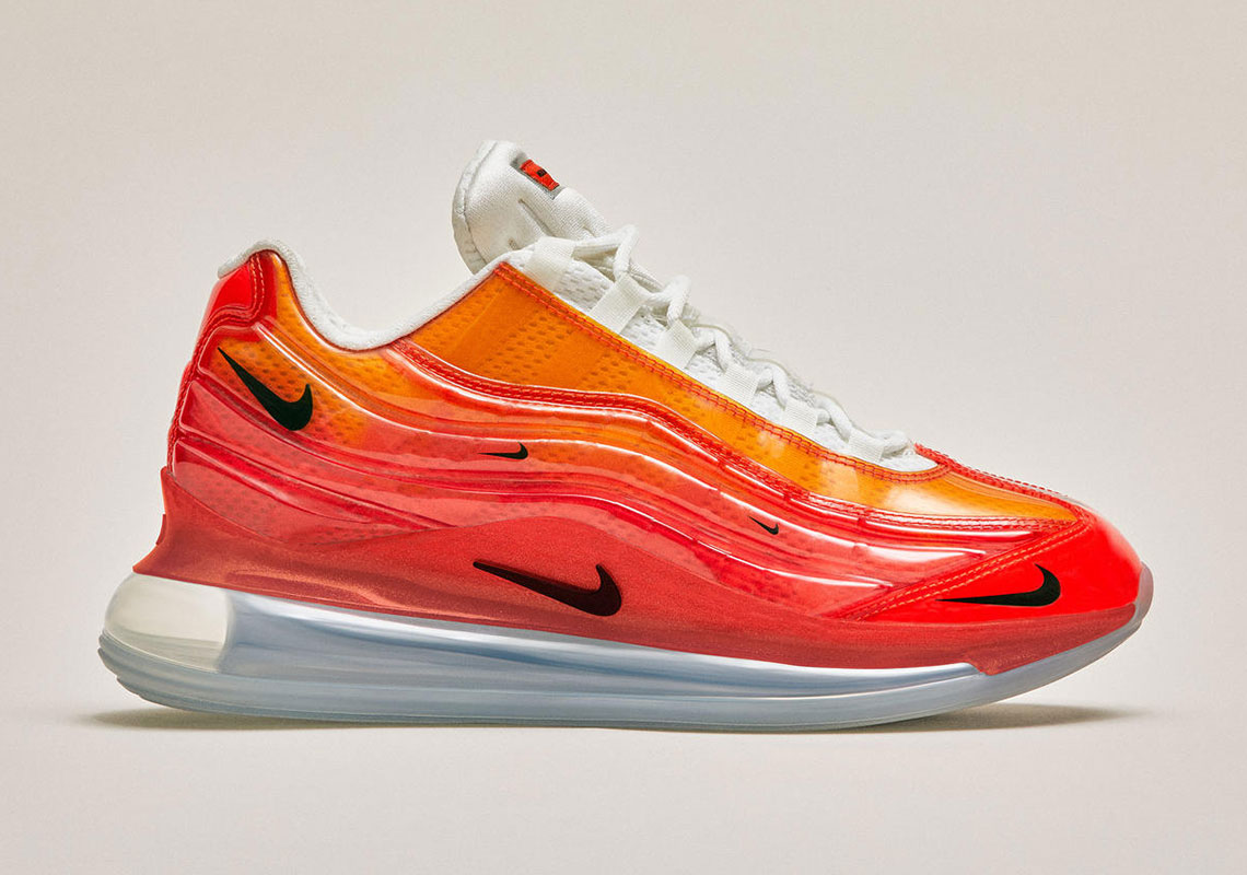 9e331872dd43 Edison Chen of CLOT revives one of the most obscure Nike silhouettes in  history – the Zoom Haven – and adds the ever-friendly Air Max 97 sole.  Releases on ...