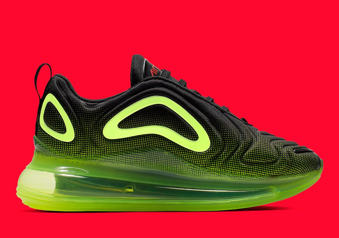 Nike Air Max 720 Boys AQ3196-005 Release Info ...