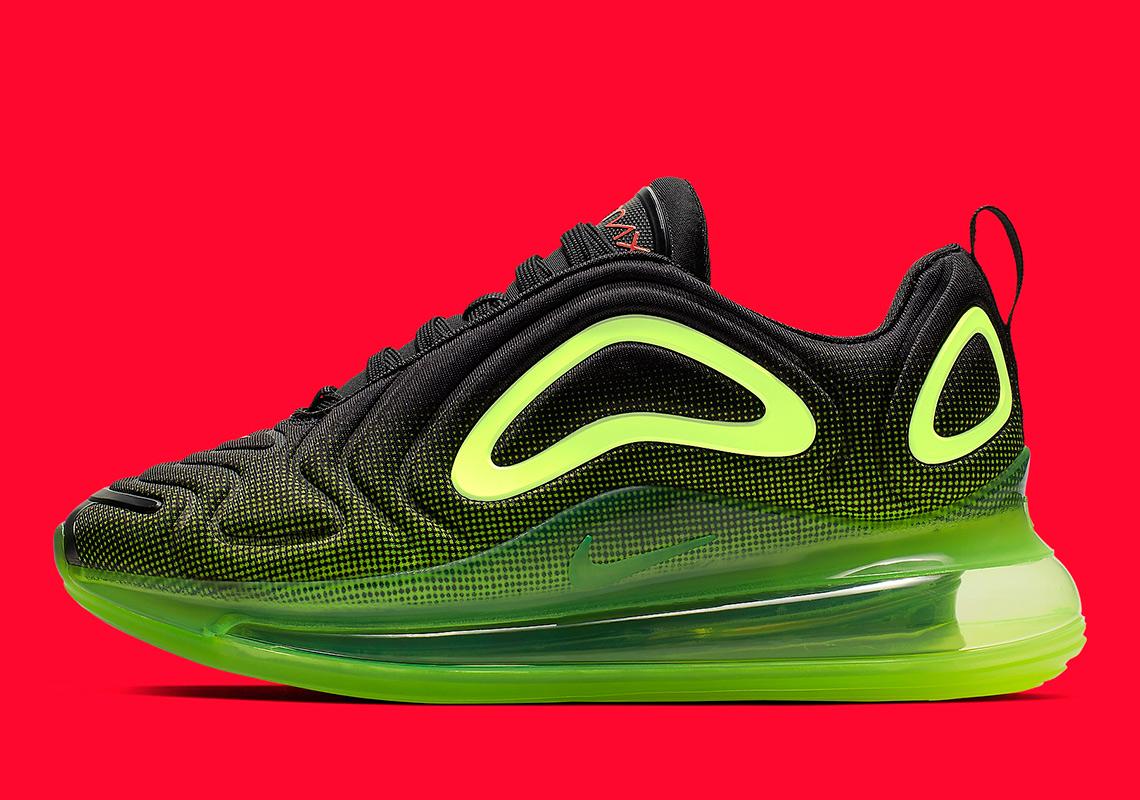 Nike Air Max 720 Boys AQ3196 005 Release Info |